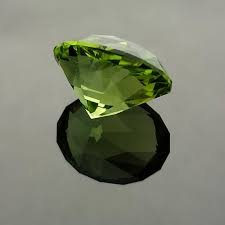 Peridot is one of the most affordable transparent green gemstones in the world.