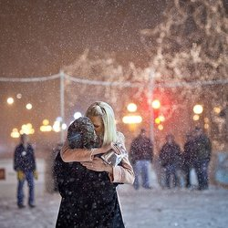 Baby it's cold outside! 5 Cold Weather Proposal Ideas.