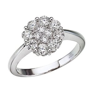 In A Halo Setting Small Diamonds Surround The Center Gemstone Enhancing Its Beauty And Making It Look Larger You Can Find Many Different Styles Of
